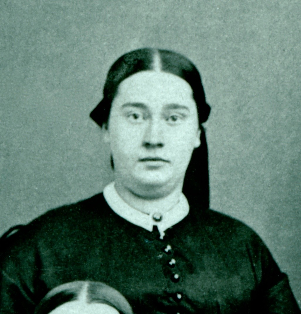 1866 Catherine (Kate) Ann Brough Montgomery, born 1840