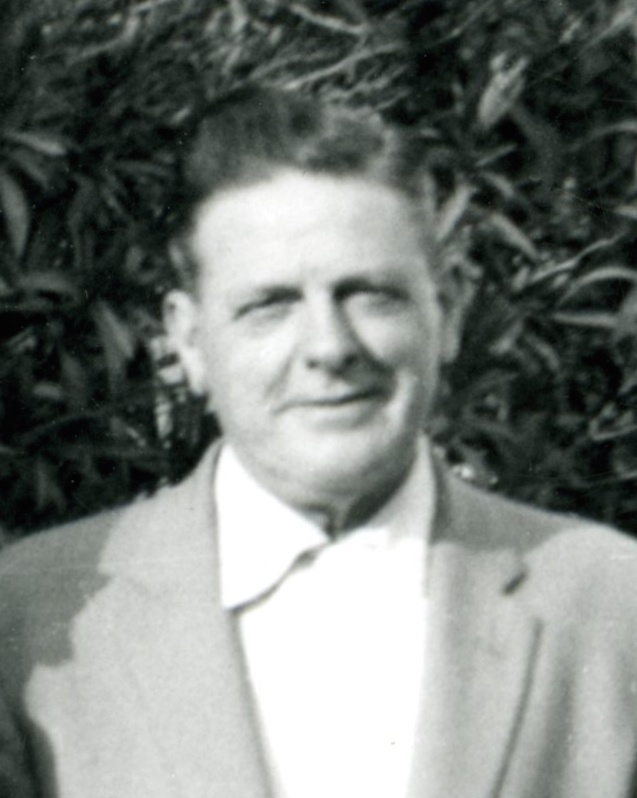 Clifford Donald Garner born 1898