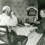 Richard and Nancy Rigg at home in Edgerton, Missouri