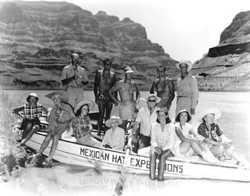 Rigg brothers and Mexican Hat River Expeditions